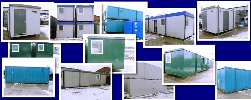 Refurbished Cabins For Sale